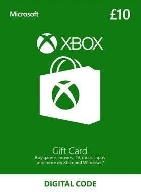 £10 Xbox Gift Card UK