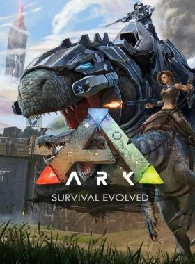 ARK: Survival Evolved EU Nintendo Switch CD Key