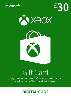 £30 Xbox Gift Card UK
