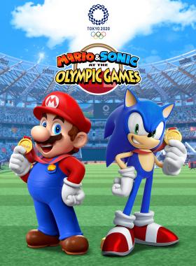 Mario & Sonic at the Olympic Games Tokyo 2020 EU Nintendo Switch CD Key
