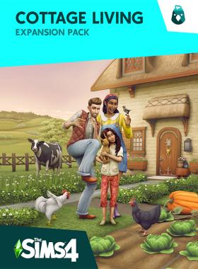 The Sims 4 - Cottage Living DLC PC/Mac Origin CD Key