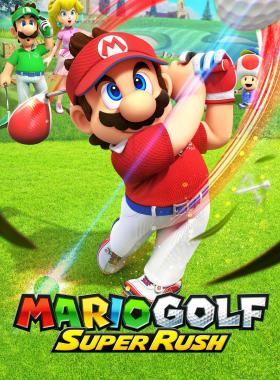 Mario Golf: Super Rush Nintendo Switch USA