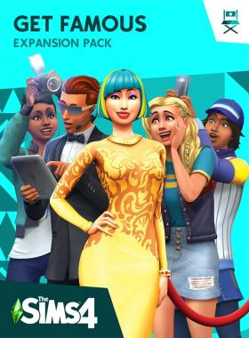 The Sims 4 - Get Famous DLC Origin CD Key