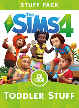 The Sims 4: Toddler Stuff DLC Origin CD Key