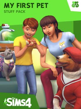 The Sims 4 - My First Pet Stuff DLC Origin CD Key