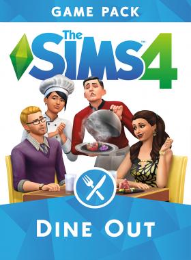 The Sims 4 - Dine Out DLC Origin CD Key