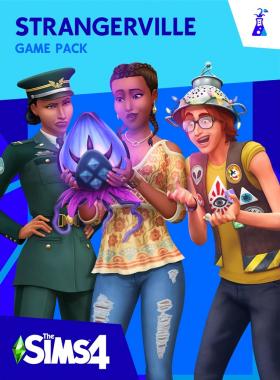 The Sims 4: StrangerVille DLC Origin CD Key