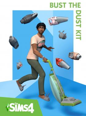 The Sims 4 - Bust the Dust Kit DLC Origin CD Key