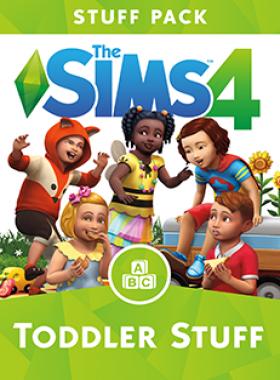 The Sims 4: Toddler Stuff DLC Origin CD Key (EU)