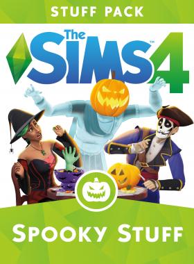 The Sims 4 - Spooky Stuff DLC Origin CD Key (EU)