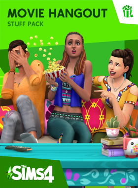 The Sims 4 - Movie Hangout Stuff DLC Origin CD Key (EU)