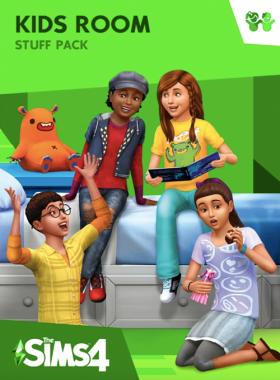 The Sims 4 - Kids Room Stuff DLC Origin CD Key (EU)