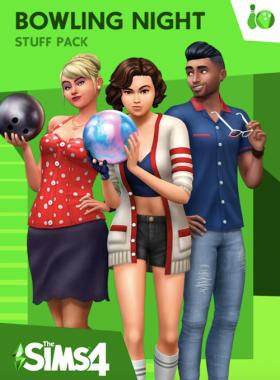 The Sims 4 - Bowling Night Stuff DLC Origin CD Key (EU)
