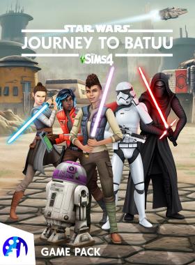 The Sims 4 - Star Wars: Journey to Batuu DLC Origin CD Key (EU)