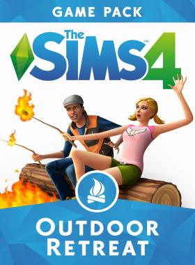 The Sims 4 - Outdoor Retreat DLC Origin CD Key (NA)