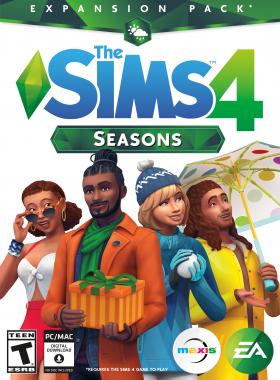 The Sims 4 - Seasons DLC XBOX One CD Key