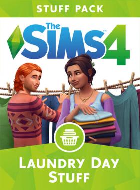 The Sims 4 - Laundry Day Stuff DLC XBOX One CD Key