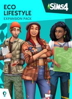 The Sims 4 - Eco Lifestyle DLC XBOX One CD Key (EU)