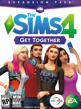 The Sims 4 - Get Together DLC XBOX One CD Key (US)