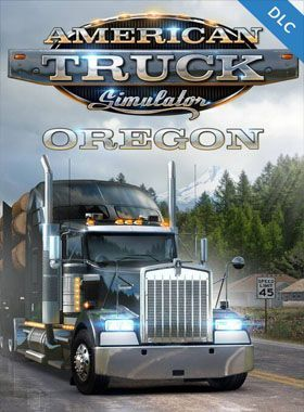 American Truck Simulator - Oregon DLC PC logo