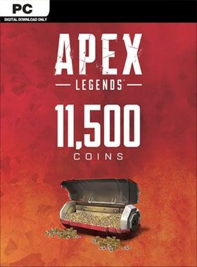 Apex Legends 11500 Apex Coins PC
