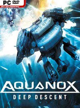 Aquanox Deep Descent PC logo