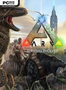 Ark: Survival Evolved PC logo
