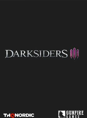 Darksiders 3 PC logo