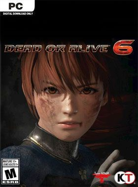 Dead or Alive 6 PC logo