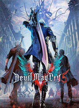 Devil May Cry 5 PC logo