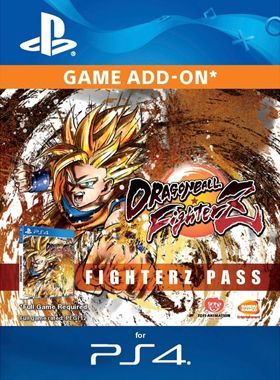 Dragon Ball FighterZ FighterZ Pass PS4
