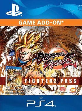 Dragon Ball FighterZ FighterZ Pass PS4