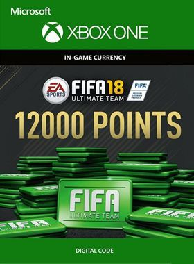 FIFA 18 12000 POINTS Xbox One