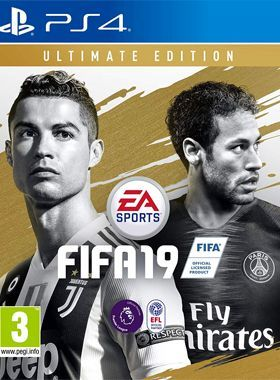 FIFA 19 Ultimate Edition PS4 Download