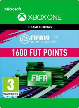 FIFA 19 Ultimate Team 1600 Points Xbox One