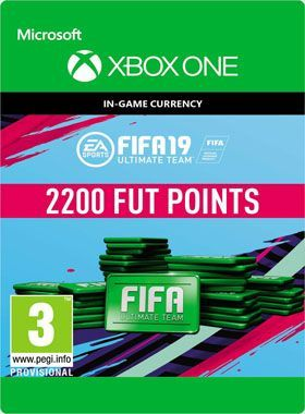 FIFA 19 Ultimate Team 2200 Points Xbox One