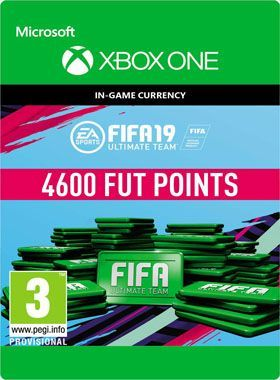 FIFA 19 Ultimate Team 4600 Points Xbox One