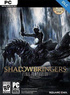 Final Fantasy XIV 14 Shadowbringers PC