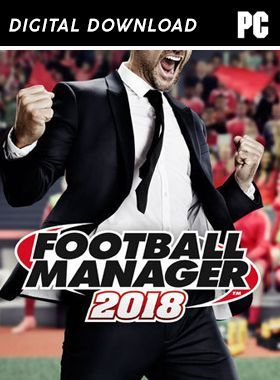 Football Manager 2018 PC logo