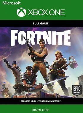 Fortnite Deluxe Founders Pack Xbox One