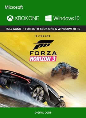 Forza horizon 3 Xbox One PC