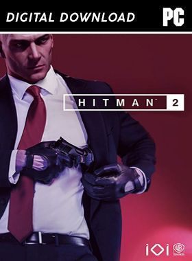 Hitman 2 PC logo