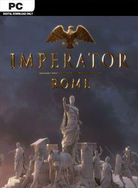 Imperator: Rome PC logo