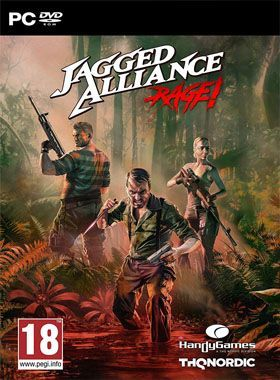 Jagged Alliance: Rage PC