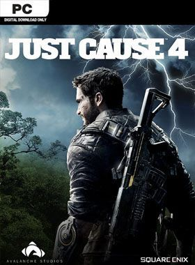 Just Cause 4 PC logo