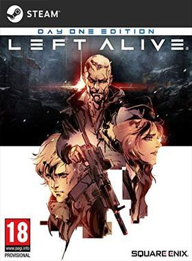 Left Alive PC logo