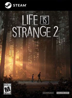Life is Strange 2 Complete Season PC logo