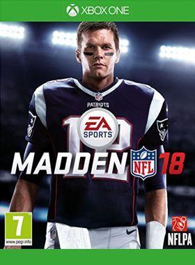 MADDEN NFL 18 logo