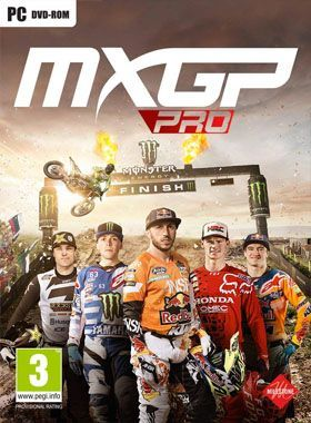 MXGP Pro PC logo