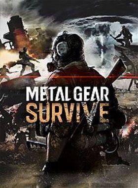 Metal Gear Survive PC logo
